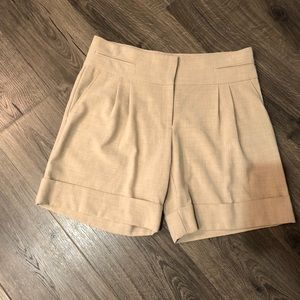 Cache shorts nude / beige